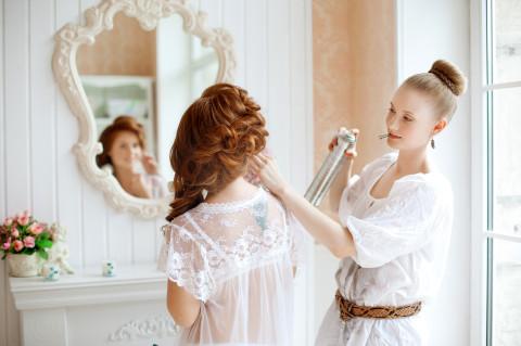 Wedding Hair Insurance