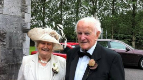 Ireland's Longest-Wed Couple Shares Their Thoughts on Marriage