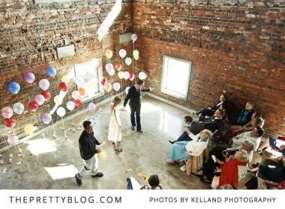 Creative Wedding Balloon Ideas