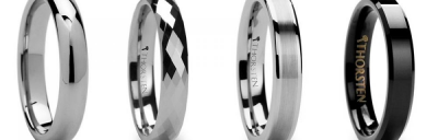 Tungsten Wedding Bands – A Unique Blend of Class and Durability