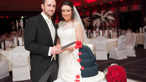 Outdoor Fairytale – Wedding Of Amy & Jonathan in Maryborough House Hotel