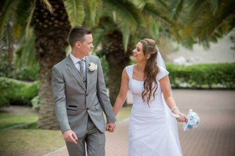 Gina & Eoin @ Sunset Beach Club Spain