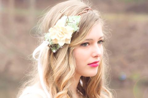 Floral Wedding Crowns
