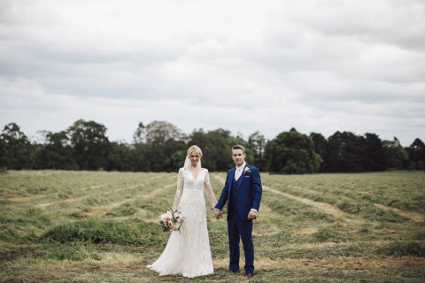 Rena & Feargal – Intro Matchmaking Founders' wedding day