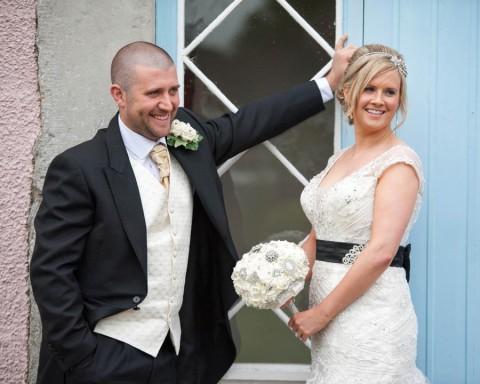 Wedding of Bronagh & Stephen in The Dunadry