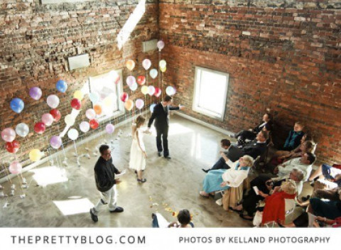 Creative Wedding Balloon Ideas